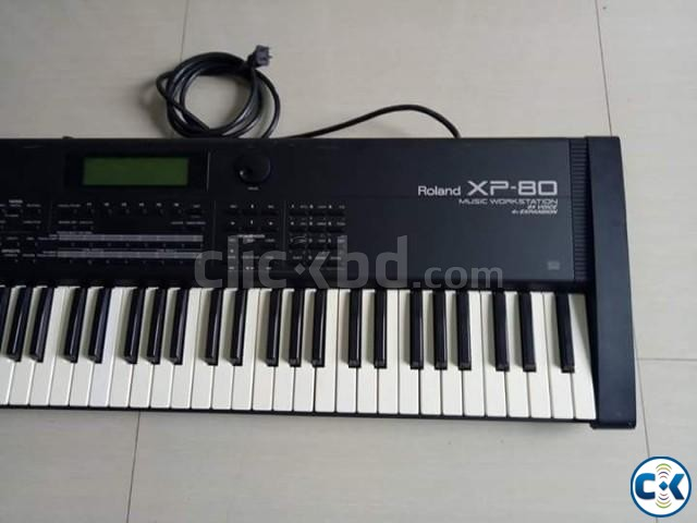 New Roland xp 80 keyboard made in Japan | ClickBD large image 0