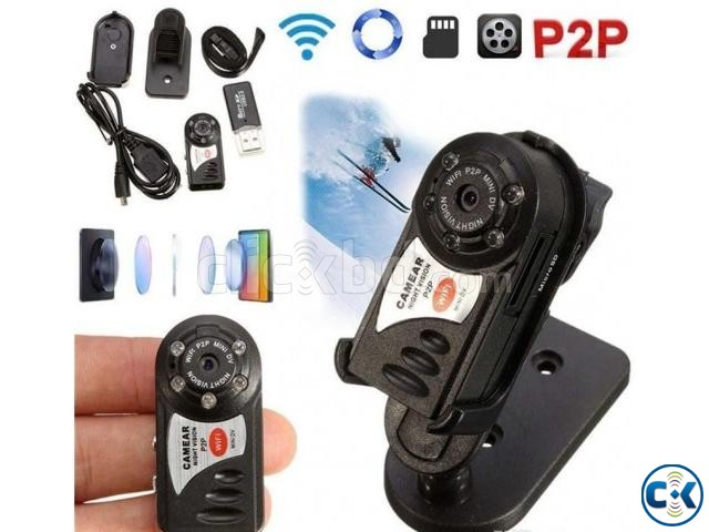 spy wifi q7 camera | ClickBD large image 2