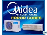 Midea MSM-18CR 1.5 Ton Split Type Wall Mounted Air Condition