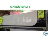 1 TON CHIGO BRAND SPLIT TYPE AC