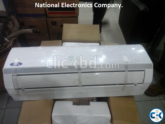 Carrier 1 Ton Split Type AC 12000 BTU | ClickBD large image 1