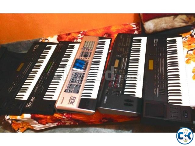 Roland keyboard call-01748-153560 | ClickBD large image 0