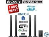 Sony Home Theatre E6100 Bluray DVD 1000watt