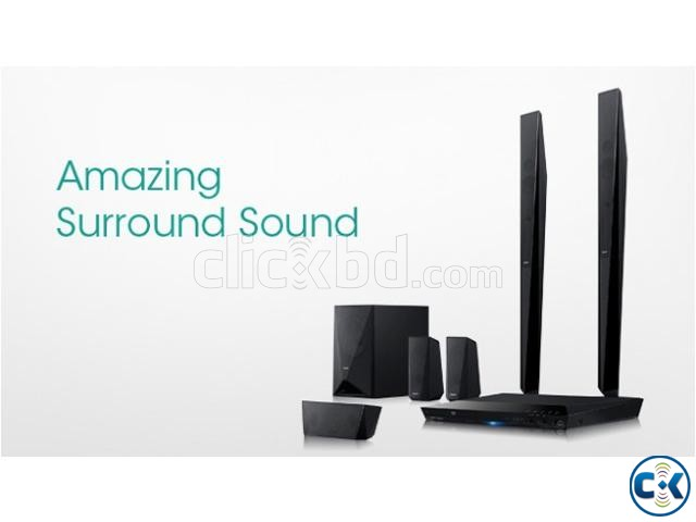 Sony Home Theatre dz650 1000watt | ClickBD large image 0