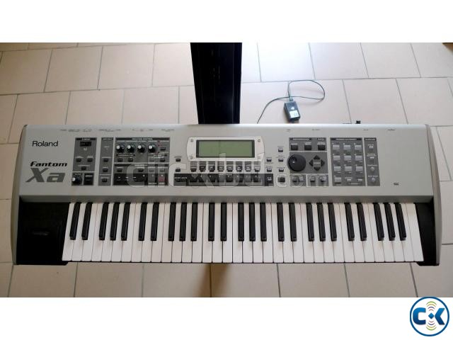 Brand New Condition Roland Fantom XA Made in Japan  | ClickBD large image 0