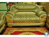 2 2 1 Sitter non used Brothers model sofa