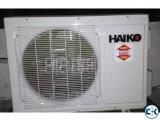 100% Original Brand New HAIKO 1.5Ton Split Type AC