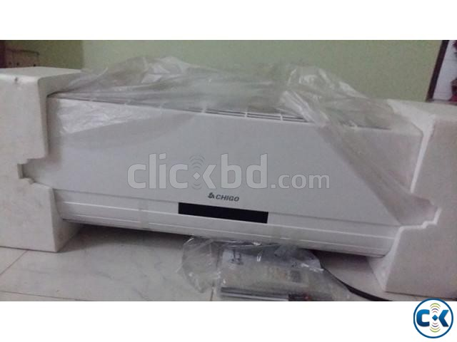 100 Original Brand New Chigo 2 Ton Split Type AC | ClickBD large image 1