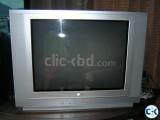 LG Flatiron 29 inch TV