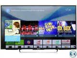 W800C Sony Bravia 43'' 3D FULL SMART LED TV