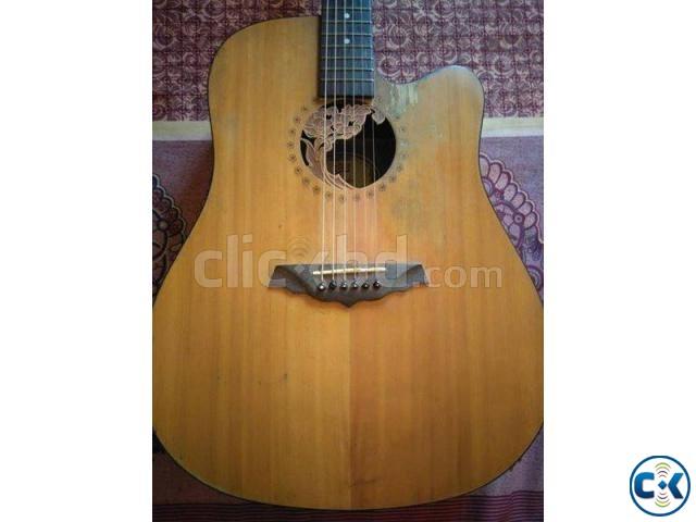 Fannndec Acoustic Guitar | ClickBD large image 0