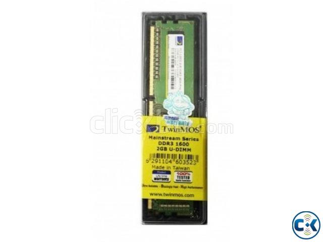 DDR3 1333 BUS 2GB RAM TwinMOS | ClickBD large image 0