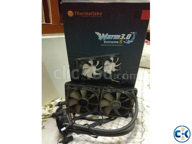 Thermaltake Liquid Extreme S 3.0 240MM CPU Cooler | ClickBD large image 0