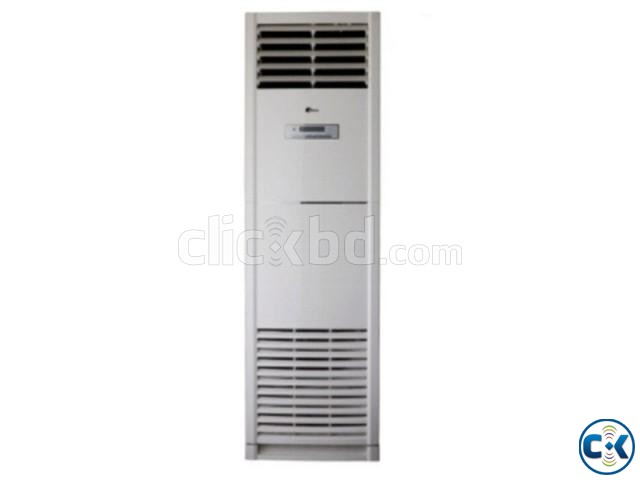 MIDEA 2 Ton Floor Standing Air Conditioner | ClickBD large image 1