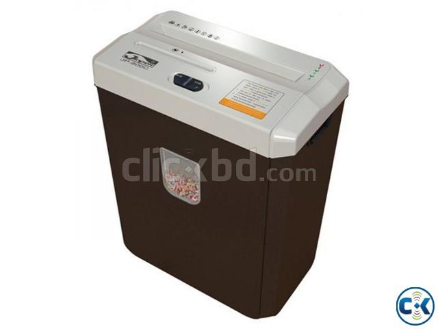Jinpex JP-800 08 Sheets A4 Paper Shredder Machines | ClickBD large image 0