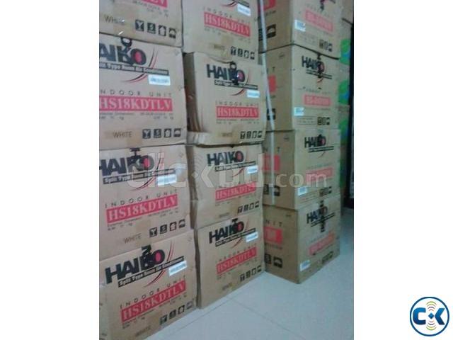 Brand New HAIKO 1 Ton Split Type AC   ClickBD large image 1