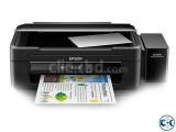 Epson inkjet L380 Ink Tank Printer