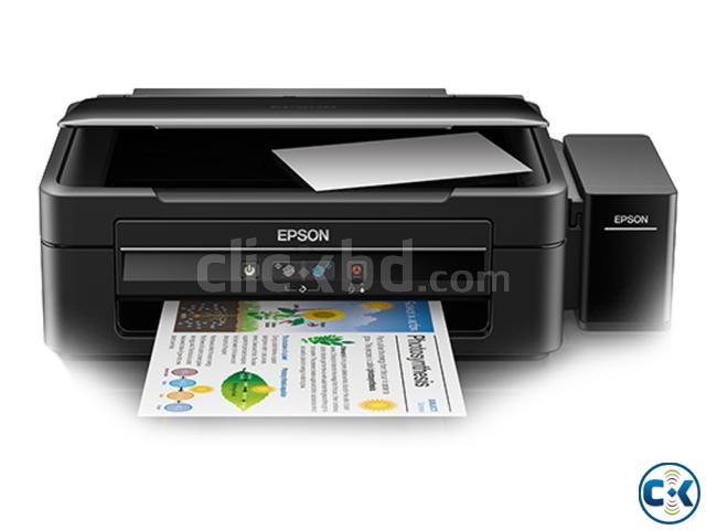 Epson inkjet L380 Ink Tank Printer | ClickBD large image 0