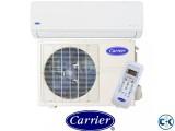 Carrier AC 1 TON 12000 BTU,Warrenty 3 yrs