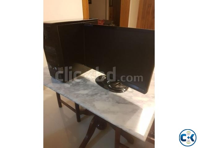 Samsung PC and BENQ monitor | ClickBD large image 0