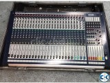 Soundcraft GB-4-24 With flight case Origina england