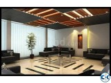 Full Office interior design-UD.01