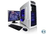 Big Offer Intel Core i3 4gb 320gb 17 LED