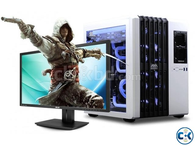 New 7TH gen Gaming PC Core i5 4GB 1000GB | ClickBD large image 2