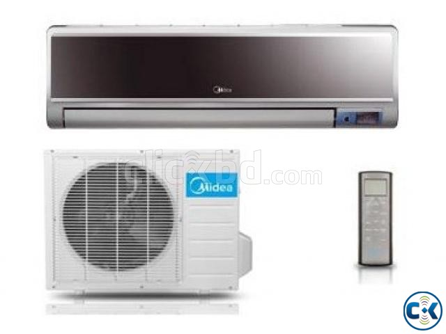MIDEA HOT COOL AC MSV-24HRI Inverter AC | ClickBD large image 0