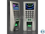 ZKTeco F18 Biometric Fingerprint Time Management System