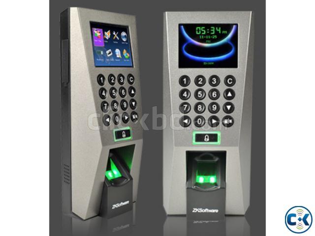 ZKTeco F18 Biometric Fingerprint Time Management System | ClickBD large image 0