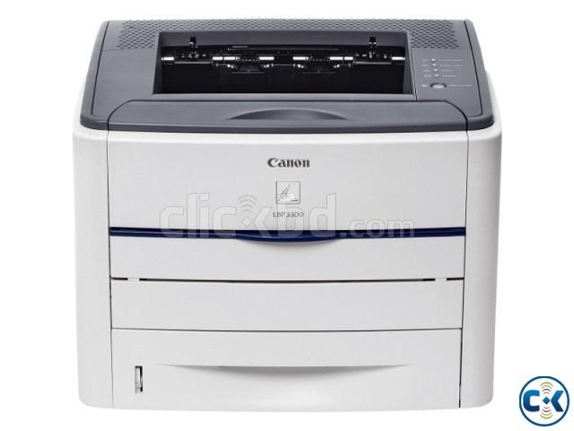 Canon LBP-3300 i-SENSYS Mono Laser Printer 21ppm A4 USB | ClickBD large image 0