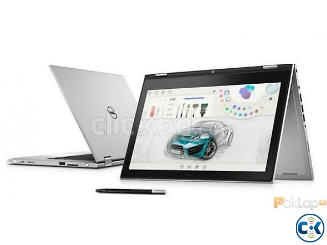Dell Inspiron N7348 i5 256GB SSD Hybrid 13.3 Touch | ClickBD large image 0