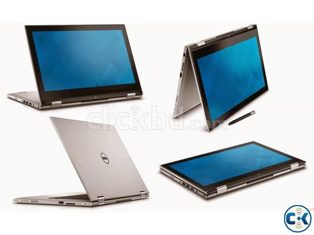 Dell Inspiron N7348 i5 256GB SSD Hybrid 13.3 Touch | ClickBD large image 1