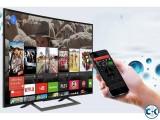 65 inch SONY BRAVIA W850C 3D LED Full HD TV