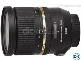 TAMRON SP 24-70mm F 2.8 DI VC USD Lens for Canon