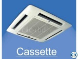 CARRIER 3 TON AIR CONDITIONER CASSETTE TYPE