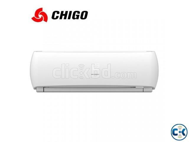 CHIGO Pura -156-36000 Split Type 3.0 Ton AC | ClickBD
