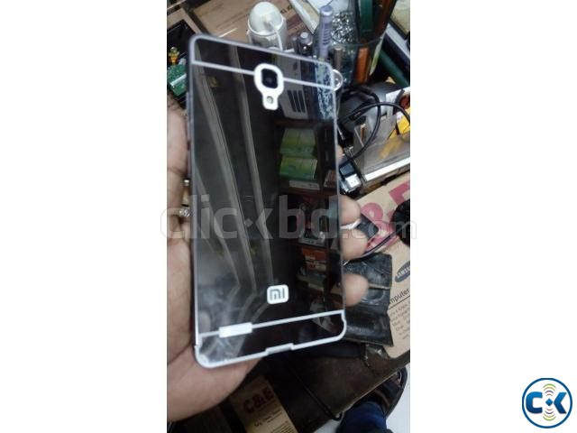 Metal Bumper Casing for Redmi Note 3G 4G | ClickBD large image 1