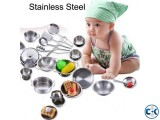 10Pcs Kids Play House Kitchen Toys Cooking Pots
