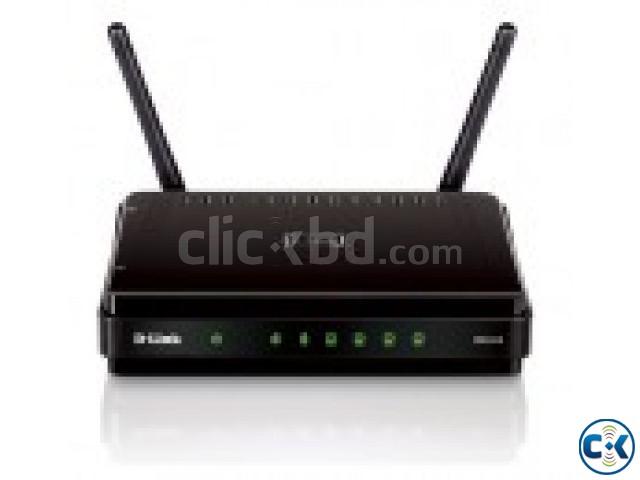D-Link DIR-615 Mydlink App Wireless 300 Mbps Internet Router | ClickBD large image 0