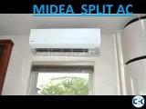 Midea 1.5 Ton Split Type Air Conditioner,Warrenty 3 yrs
