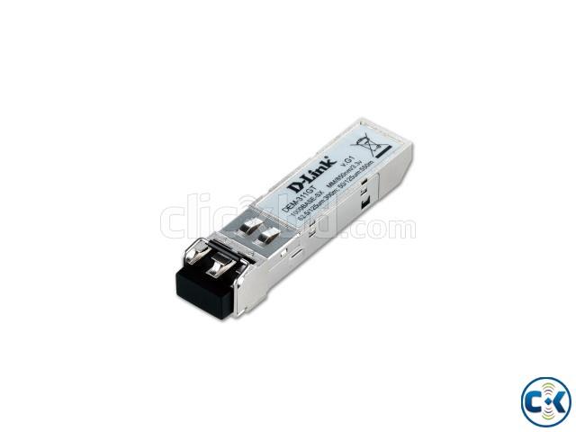 SFP 1000Base-SX Multi-mode Fibre Transceiver DEM-311GT | ClickBD large image 0