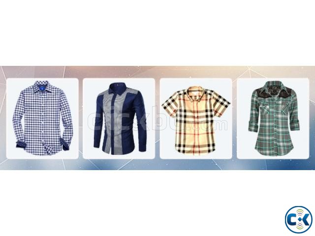 Woven Apparels | ClickBD large image 0