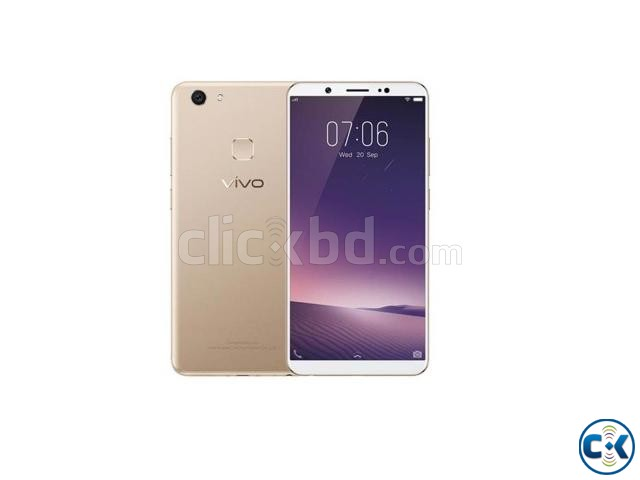 Vivo V7 64GB One Year Official Warranty | ClickBD large image 1