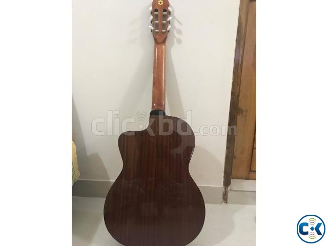 Takamine GC1CE-NAT Classical Guitar  | ClickBD large image 0