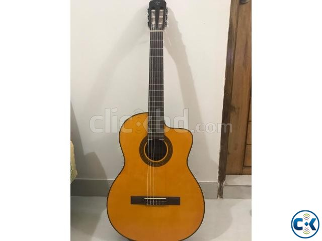 Takamine GC1CE-NAT Classical Guitar  | ClickBD large image 2