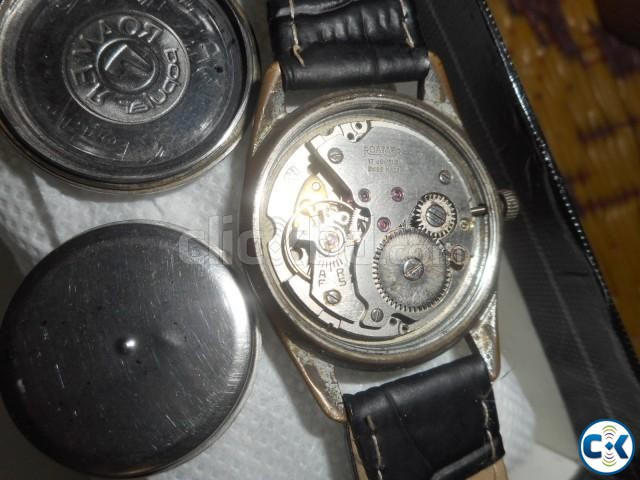 roamer populer genuine swiss made watch | ClickBD large image 0
