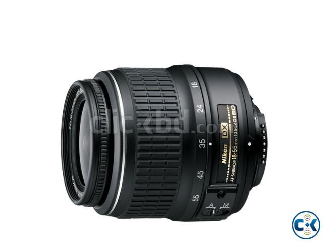 Nikon Lens-18-55 | ClickBD large image 0
