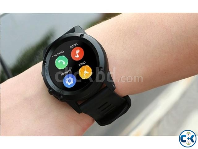 Microwear H1 android 4.4 Smart watch | ClickBD large image 2